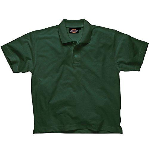 Dickies Polo - Shirt flaschengrün BG 3XL, SH21220