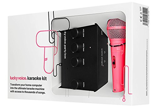 Lucky Voice Karaoke Machine - Pi...