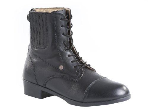 SUEDWIND Jodhpur Stiefelette OXFORD ADVANCED Schwarz