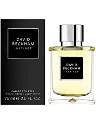 David Beckham Instinct Eau De Toilette Perfume for Men, 75 ml