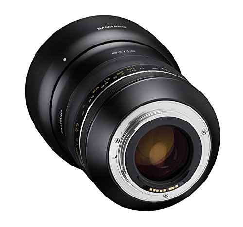 Samyang Premium 85mm F1.2 XP MF–Objektiv für Canon EF - 5