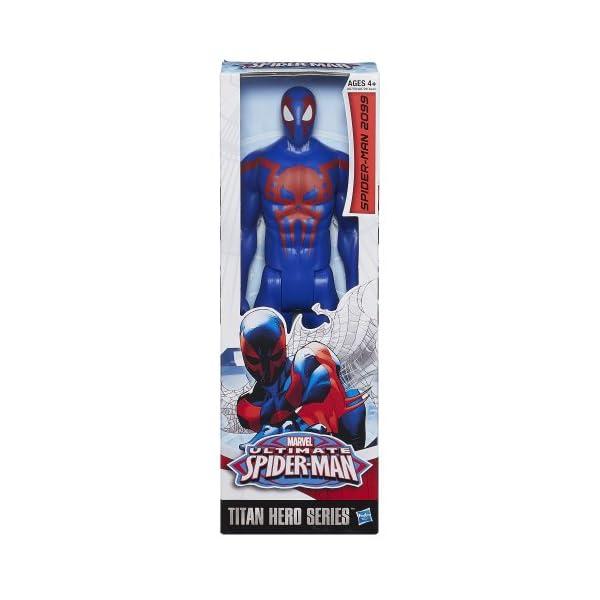Spider-Man Marvel Ultimate Titan Hero Series 2099Figura–12Inch 2