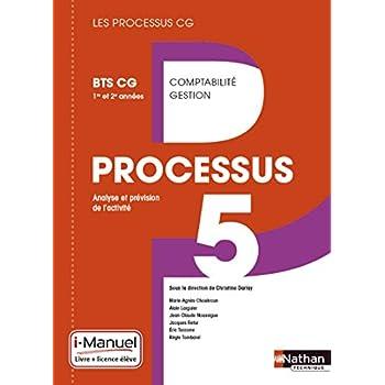 Processus 5 BTS CG 1re et 2e années