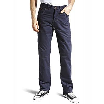 Wrangler Men's Texas Vintage Stnwash Jeans