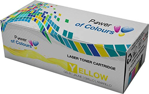 TOP QUALITAT Kompatible Gelb Laser Toner Cartridge fur DELL Drucker 5100 5100cn -