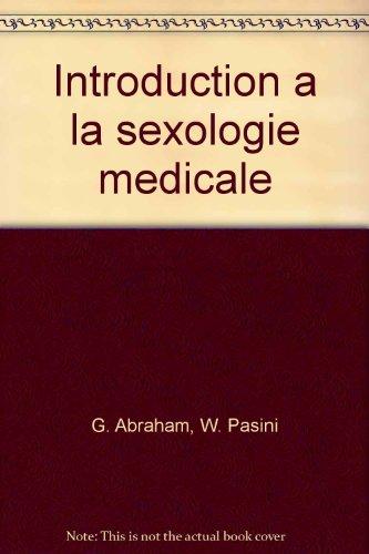 Broché - Introduction à la sexologie médicale