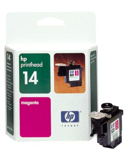 14-magenta-inkjet-druckkopf (HP 14 magenta Original Druckkopf)