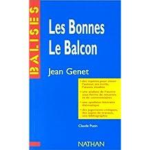 Les Bonnes, Le Balcon de Jean Genet by Claude Puzin (1998-01-20)