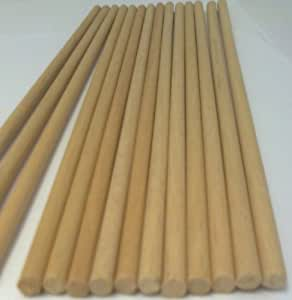 4mm Dowel approx 300mm long 10 Lengths Per Pack