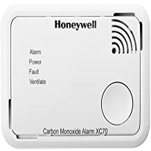 Honeywell XC70-EN Battery Operated Carbon Monoxide Detector
