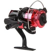 akimgo (TM) calidad Spinning Pesca Carrete 3BB Ball Rodamientos Izquierda/Derecha Intercambiable mango plegable SE2005.2: 1Pesca Tackle equipo