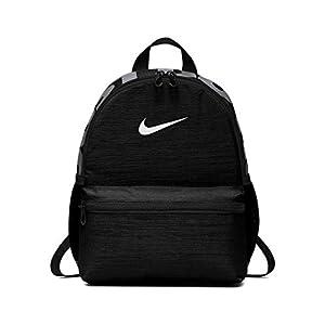 Mochila Jr.Nike Just do it Negro