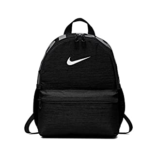 Mochila Jr.Nike Just do it Negro