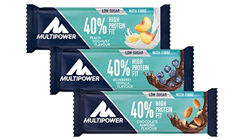 Multipower 40% Protein Fit - 24 x