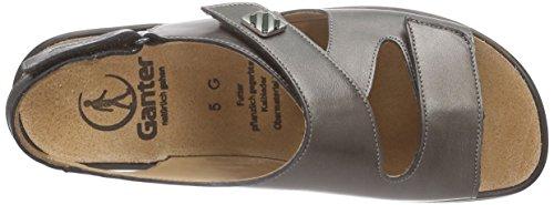 Ganter Damen Monica-G Offene Sandalen Braun (copper 7800)