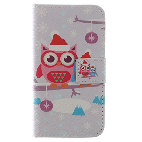 Nutbro [Galaxy i8262] Galaxy i8260S Case,Galaxy i8262 Case,[Vertical Flip] iPhone Colorful Design Magnetic PU Leather Flip Case for Samsung i8262 ZZ-8262-16