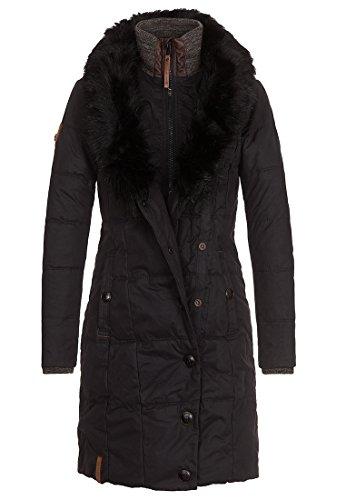 Naketano Female Jacket Grillmaster Patty II Black, L