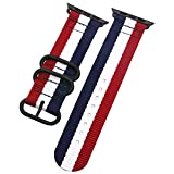 bonstrap Nylon Watch Bracelet NATO Remplacement 40mm coloré Compatible avec la...