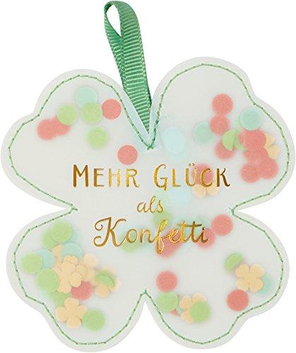 Spiegelburg 14140 Étiquette pour cadeaux avec confettis