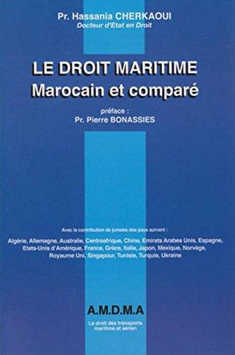 Le droit maritime comparé