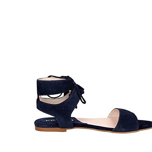 Keys 5399 Sandalo Donna Blu