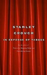 In Defense of Taboos