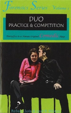 Duo Practice and Competition: Thirty-Five 8-10 Minute Original Comedic Plays (Young Actors Series)