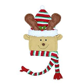 cicianco – Decoración para árbol de Navidad, diseño de muñeco de Nieve