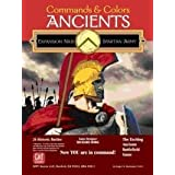 Commands and Colors Ancients: The Spartan Army by GMT Games