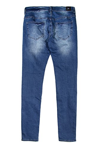 Jean trous Sixth June bleu 1095K Bleu - Denim