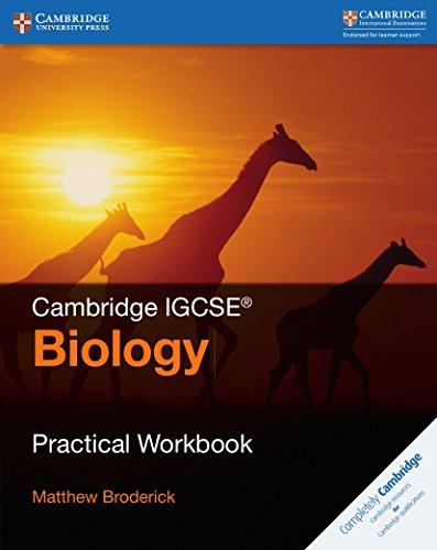 Cambridge IGCSE: Biology. Practical Workbook (Cambridge International IGCSE)