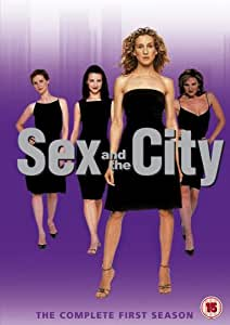 Sex and the City: The Complete First Season [DVD]