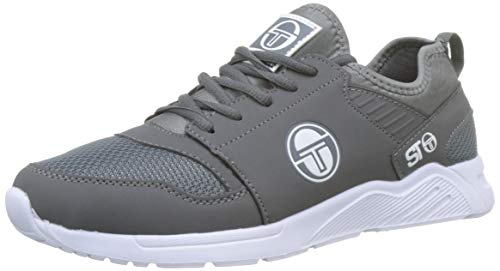 Speed-mix (Sergio Tacchini Herren Speed Mix Fitnessschuhe, Grau (Gray 01), 44 EU)