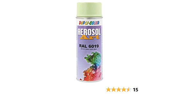 Dupli Color 733055 Aerosol Art Ral 6019 Glänzend 400 Ml Auto