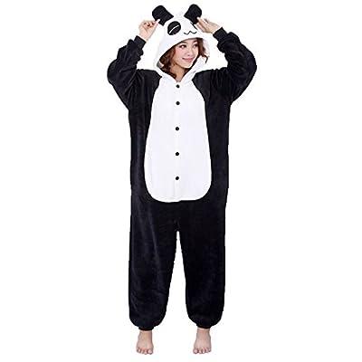Molly Kigurumi Pijamas Traje Disfraz Animal Adulto Animal Pyjamas Cosplay Homewear Panda M