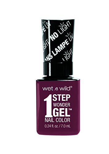 Wet n Wild Left Marooned 1 Step Wonder Gel Nail: smalto per unghie - 7 ml
