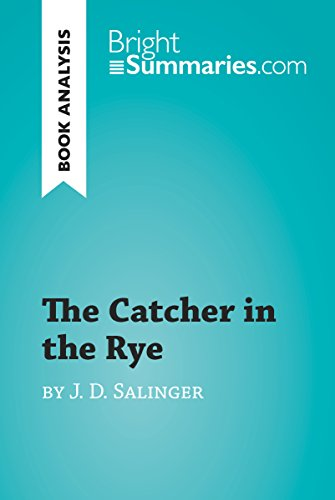 catcher in the rye literary devices