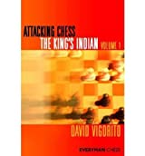 (Attacking Chess: King's Indian, Volume 1) By Vigorito, David (Author) Paperback on (02 , 2011)