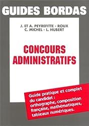 PEYREFITTE/CONC.ADMINIST    (Ancienne Edition)
