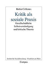 Kritik als soziale Praxis: Gesellschaftliche Selbstverständigung und kritische Theorie (Frankfurter Beiträge zur Soziologie und Sozialphilosophie)