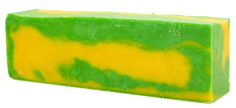 Jojoba huile d'olive Artisan Savon Slice. Environ 95g par Slice. SLS et sans paraben. Fabriqué en Espagne. Un cadeau parfait–Idéal pour les anniversaires, Noël,