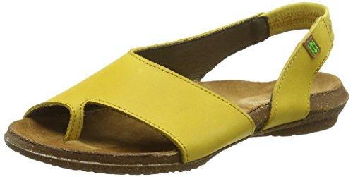 El Naturalista - Wakataua Nd74, Sandali Donna Giallo (Yellow (Corn))