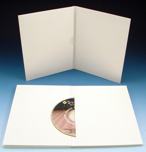 Gatefold DVD Holder (10 Pack)