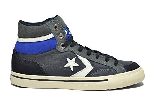 Converse Pro Blaze Hi Leather/suede Herren High-top Nero