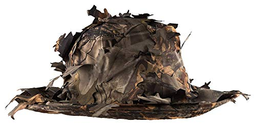 Jack Pyke JHABUSHLEAF 3D Leafy Bush Hat (Small/Medium) 3d Jack