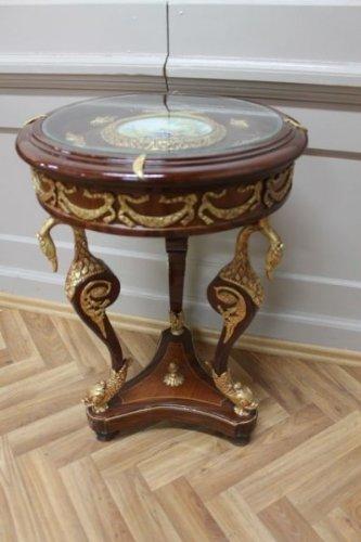 Table baroque table d'appoint de style antique Louis XV MoTa0830