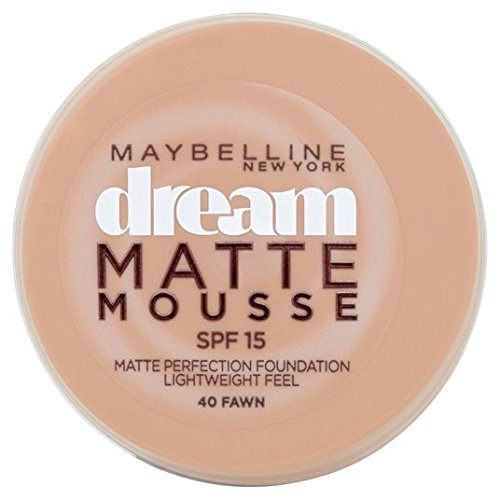 Maybelline Dream Matte Mousse Foundation Fawn 40�18ml
