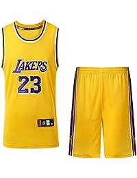 57196ab2d Camisetas de Baloncesto para Hombres y Unisex  Nueva Temporada Los Angeles  Lakers James 23