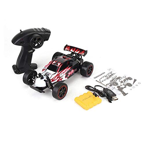 Glory.D Fast Race Coches 1:20 Eléctrico Power Buggy W/2.4G Radio Mando a...