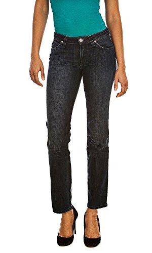Jeans Marlin Dark Seed Lee W25 33 Damen